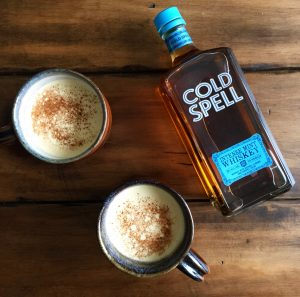 'Tis the Season: Cold Spell Mint Eggnog