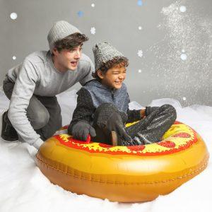 giant-pizza-snow-tube-2
