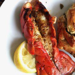 Cajun Lobster Tails