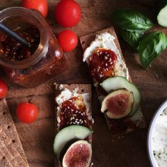 Tomato Pepper Jam Recipe