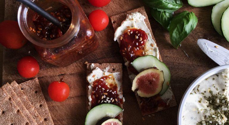 Tomato Pepper Jam Recipe
