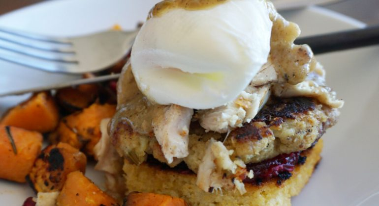 Thanksgiving Leftovers Brunch